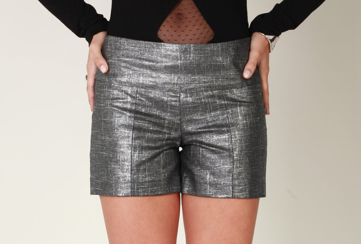 Metalic shorts   On sale at:  http://iconicbarcelona.com/shop/product.php?id_product=82