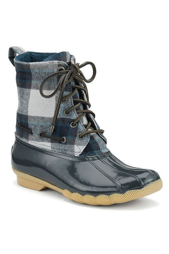 Sperry Top-Sider Women's Shearwater Boot  #boots