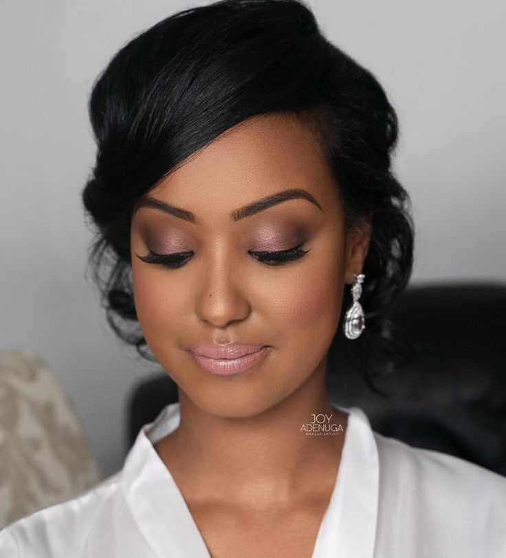 25+ best ideas about Black bridal makeup on Pinterest ...