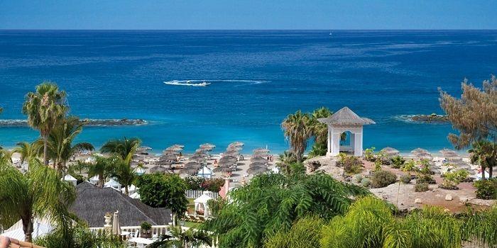 Séjour Canaries Carrefour Voyages, promo séjour Ténérife pas cher au Bahia Del Duque 5* prix promo Voyages Carrefour à partir de 1 499,00 € TTC 8J / 7N