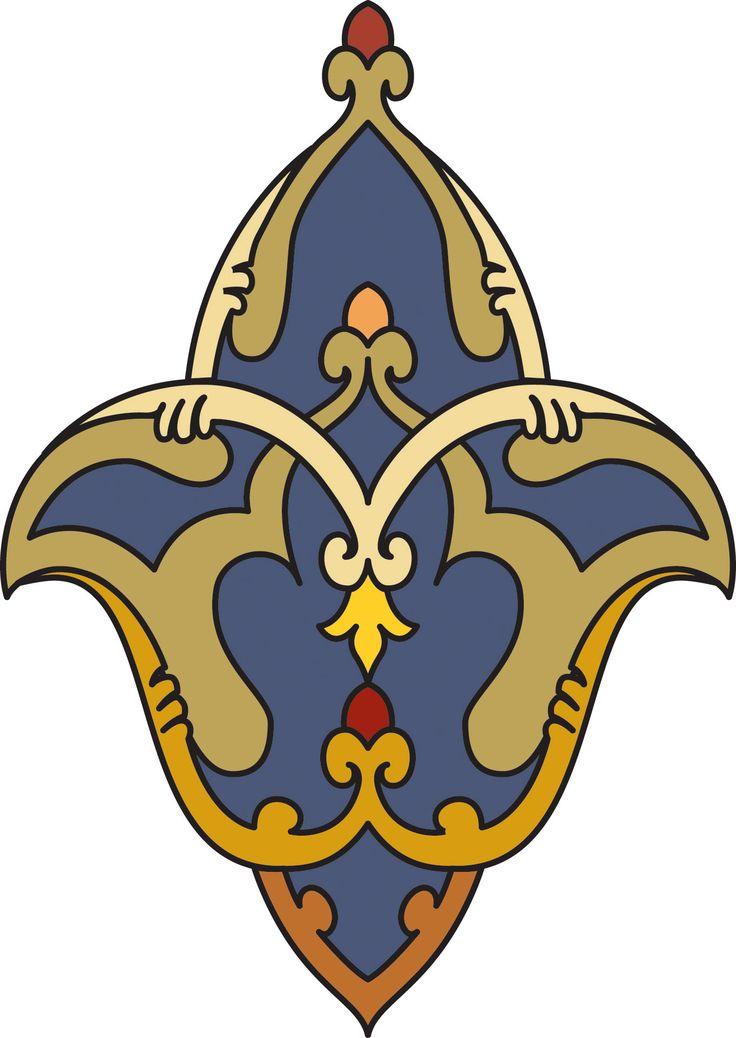 32-islamic Persian Pattern