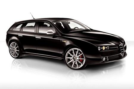 Alfa Romeo 159 24 Sportwagon