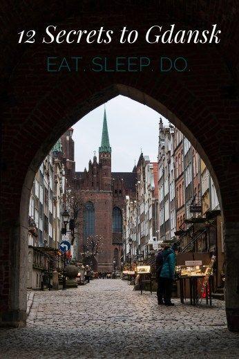 Traveler Tips for Gdansk, Poland   12 Things to do in Gdansk