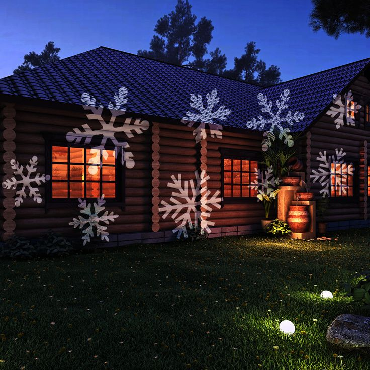 Más de 25 ideas increíbles sobre Outdoor christmas projector en - christmas decoration projector