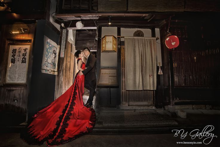 Japan Kyoto Pre-wedding www.bensonyin.com