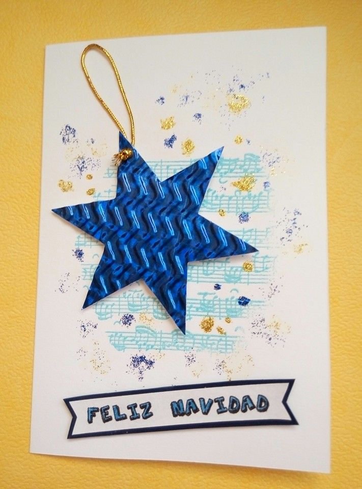 Tarjeta Estrella Azul