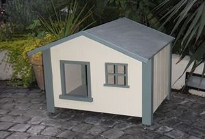 Beach Style Cathouse B2