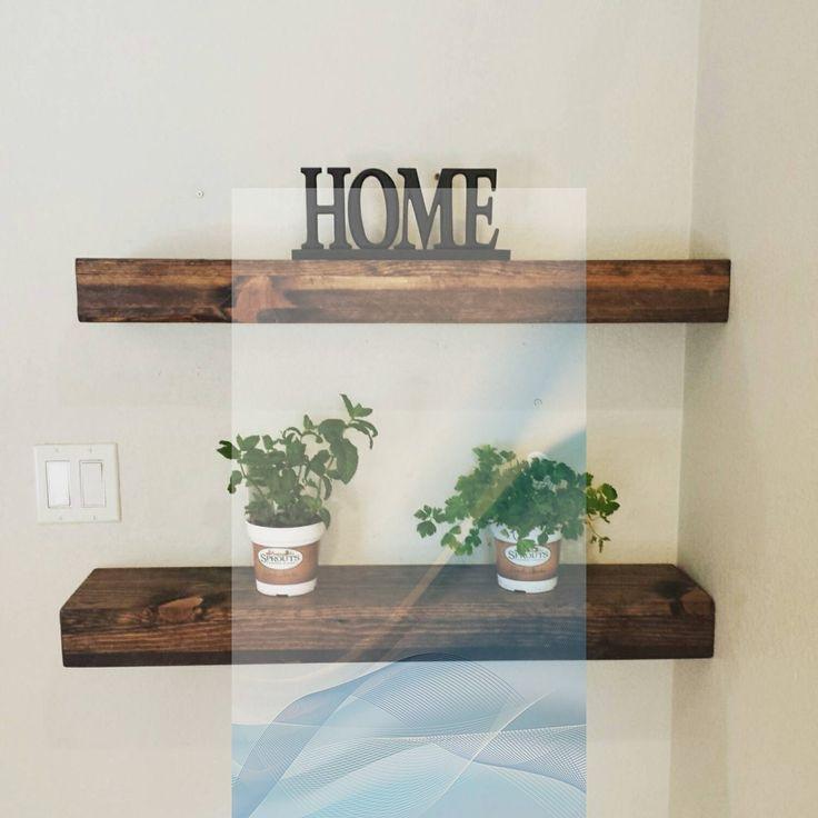 8 Fantastic Tips: Wooden Floating Shelf Tvs floati… – #abovecouch #Fantastic #…   – diy