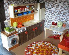 Bodo Hennig Kitchen 2 (Rebecca's Collections) Tags: bodohennig vintagedollshouse