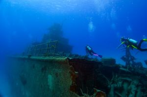 Some of the Caribbean's finest scuba diving is right here in Barbados...