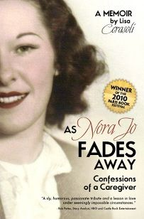 """Alzheimer's. Cerasoli surprises us with the humorous and heartfelt true story of life with her ailing Grandmother.    The Weavers moved in Nora Jo upon diagnosis of dementia, and life as they knew it shifted instantaneously from Michigan...to Mars. Remaining loyal to the """"raw truth trait"""" that exemplifies her writing style, As Nora Jo Fades Away will make your heart and mind wrestle, as Cerasoli's does, with concepts like Heaven & Hell, and love vs. logic.    This story defies the…"""