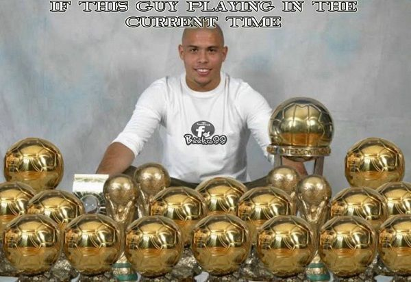 Tyle złotych piłek zdobyłby Brazylijczyk gdyby grał bez kontuzji do dzisiaj • Jeśli Ronaldo grałby w piłkę do dzisiaj • Zobacz >> #ronaldo #football #soccer #sports #pilkanozna