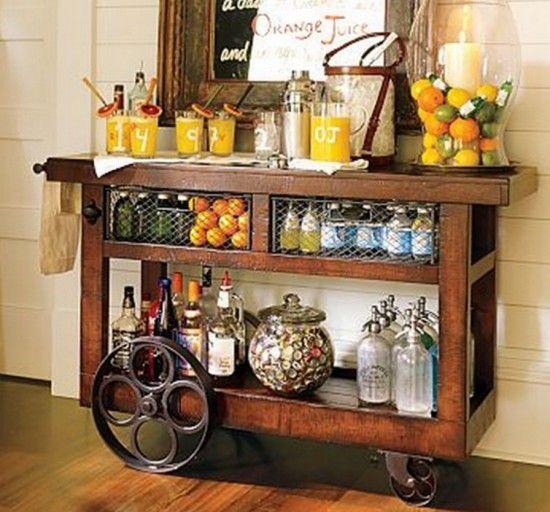 Bar Cart Tutorial                                                                                                                                                                                 More