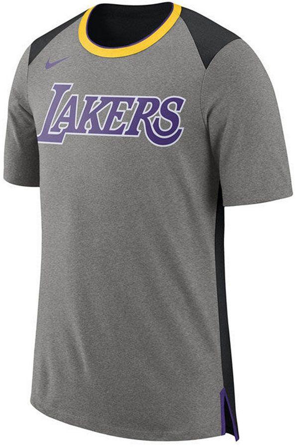 Nike Men's Los Angeles Lakers Basketball Fan T-Shirt