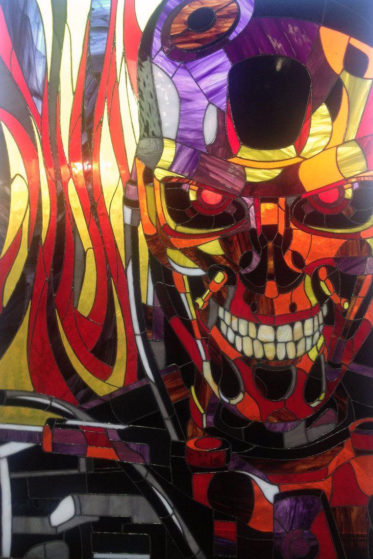 Terminator T-800 by Art-Brother.deviantart.com on @DeviantArt