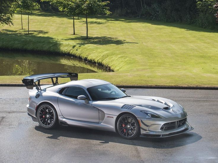 Used 2016 DODGE Viper ACR for sale in Derbyshire | Pistonheads