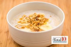 Total 10 Quinoa Crunch Cereal: Get your crunch fix with this smart breakfast option.