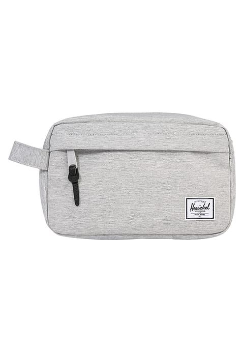 Bestill Herschel CHAPTER - Toalettmappe - light grey crosshatch for kr 199,00 (03.09.17) med gratis frakt på Zalando.no