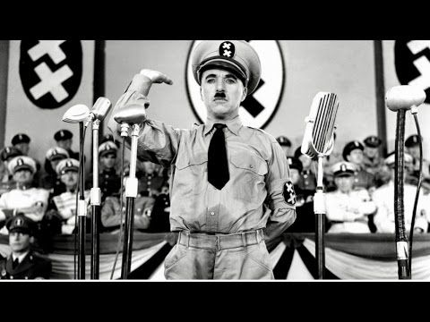 Charlie Chaplin - Le Dictateur (Documentaire Complet)