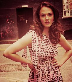 Jessica Brown-Findlay of Downton Abbey