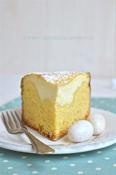 I dolci nella mente: Torta di ricotta...semplicemente deliziosa!
