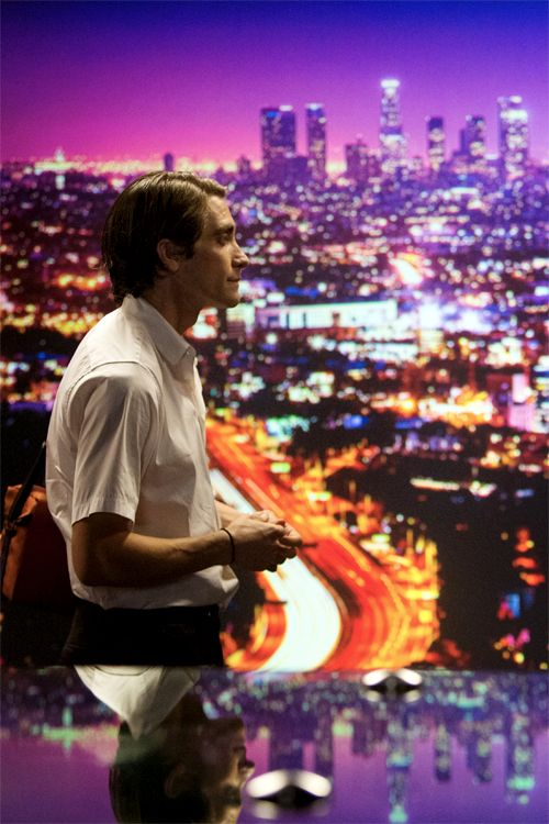 Nightcrawler - has a very 70s/auteur feel. An effective look at modern media with a hell of a creepy central performance from Jake Gyllenhaal