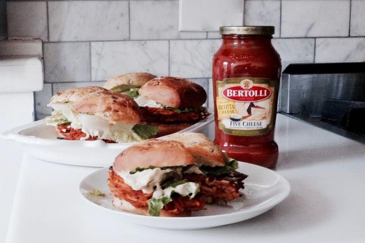 Spaghetti Sandwiches - Hill Reeves