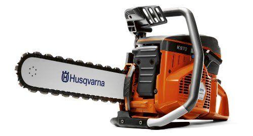 Husqvarna 966037802 K970 Concrete Chain Saw with Bar - Power Masonry Saws - Amazon.com
