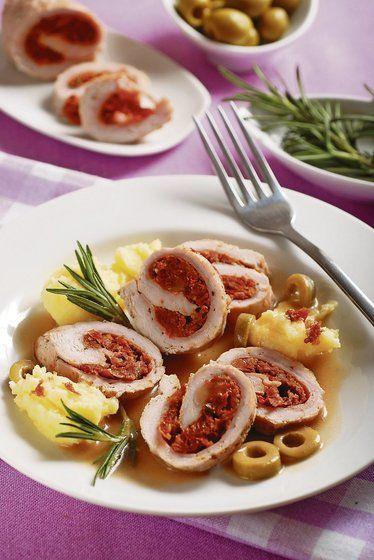 Naozaj chutné: Mäsová roláda s paradajkami