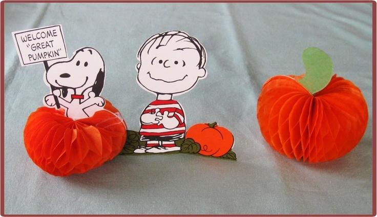 Snoopy Halloween Decorations