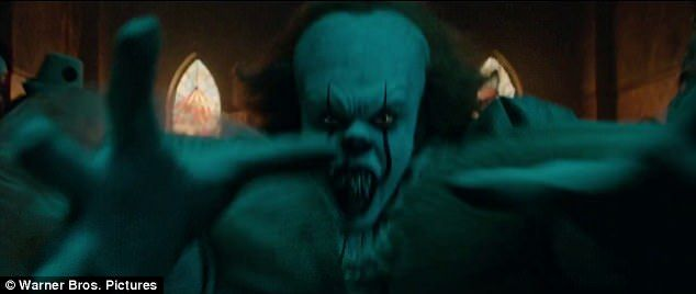 He's back! On Thursday, New Line Cinema released the second trailer for their big-screen remake of It, which debuted during last weekend's Comic-Con San Diego festivities