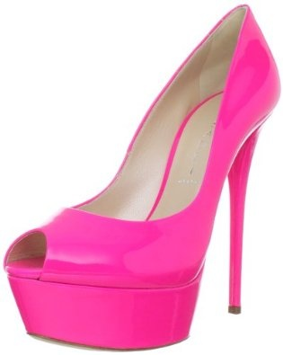 Amazon.com: Casadei Women's 1138 Platform Pump: Shoes