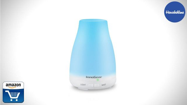 InnoGear Aromatherapy Essential Oil Diffuser - Portable Ultrasonic Diffusers Monster Review    #innogear #aromatherapy #essentialoils #innogeardiffuser #ultrasonicdiffuser #diffusers #review #householdme #freshair #clearair #fragranceroom