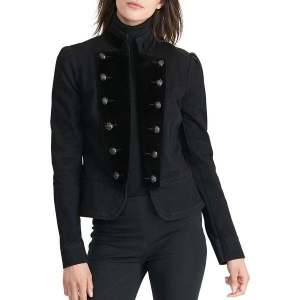 Best 25 Black Denim Jacket Womens Ideas On Pinterest