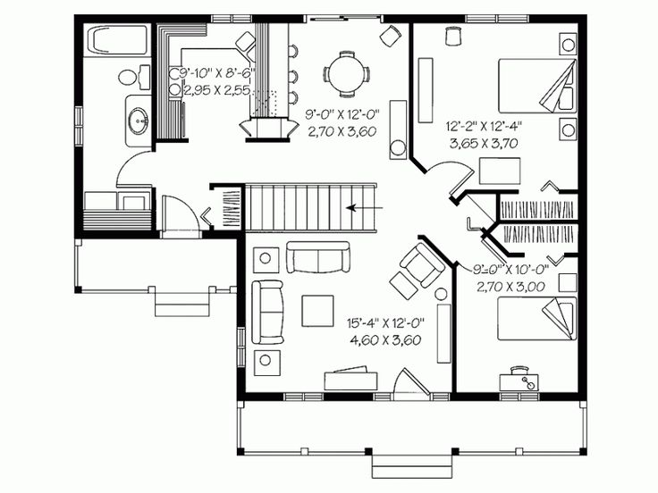 94 Best House Plans Images On Pinterest