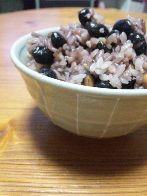 塩麹でふっくら♪我が家はよくおにぎりにして食べてます(^0^)/