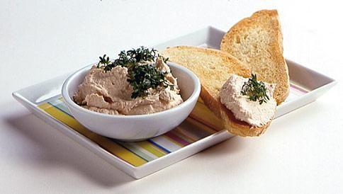 Thunfisch-Frischkäse-Creme - [ESSEN UND TRINKEN]