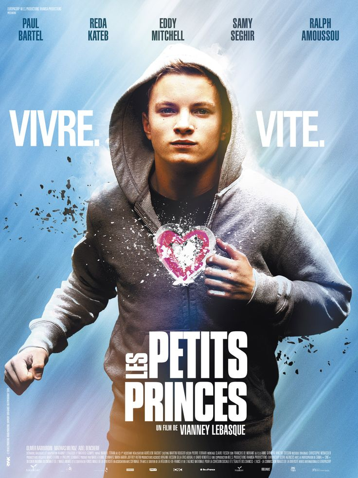 Les Petits princes est un film de Vianney Lebasque avec Paul Bartel (II), Reda Kateb. Synopsis : JB, jeune prodige de 16 ans, est le dernier à intégrer le centre de formation où évoluent les plus grands espoirs du ballon rond. Entre l'amitié, la c