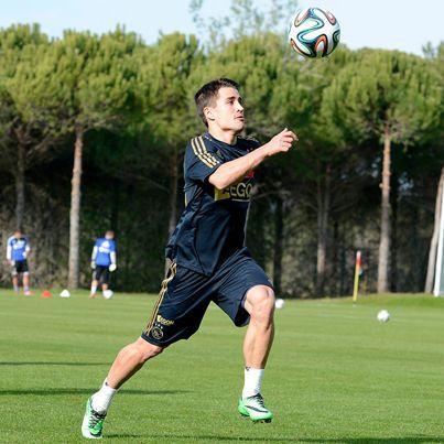 Interview Bojan Krkic: 'Verblijf bij #Ajax met titel bekronen.' http://ajax.ms/tkzIYF