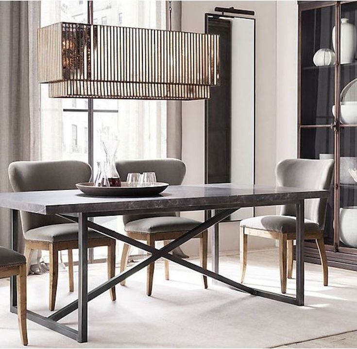 Small Kitchen And Dining Room: Best 25+ Narrow Dining Tables Ideas On Pinterest