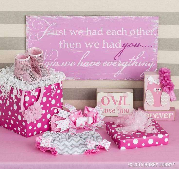Hobby Lobby Baby Gift Ideas : Images about baby shower ideas gifts on