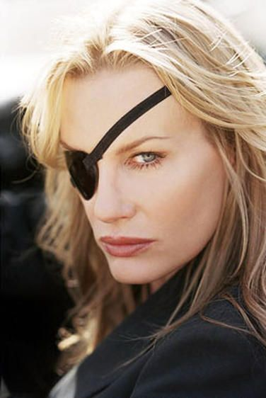 The Best TV and Movie Characters with Eye Patches : Elle Driver (Darryl Hannah), Kill Bill