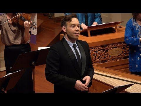 Christopher Lowrey - Handel Serse -  Ombra mai fu