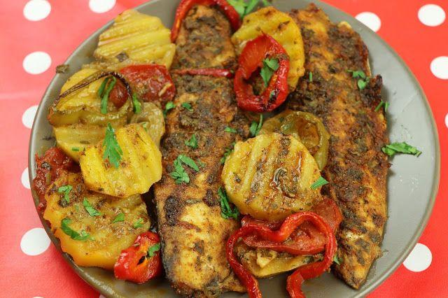 طريقة عمل صينية سمك فيليه بالفرن جربيها واستمتعي بطعمها مع رباح محمد الحلقة 555 Middle East Recipes Cooking Cooking Recipes