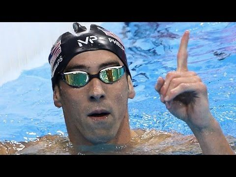 Michael Phelps Wins 19th Olympic Gold At Brazil Rio de Janeiro Olympics ...