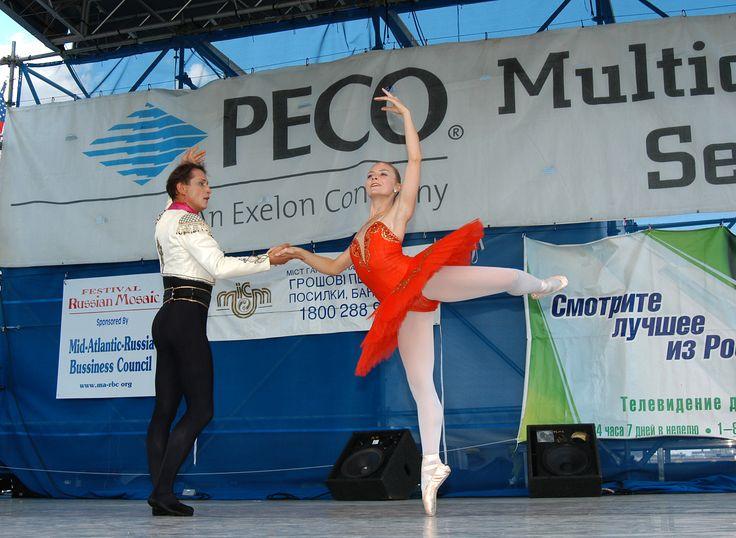 International ballet school debuts on Mosaica stage in 2004