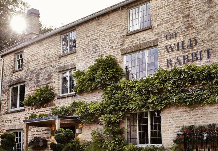 The Wild Rabbit, Kingham