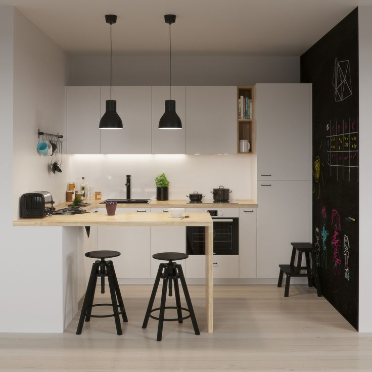 Ikea kitchen tomek michalski design visualization for Ikea cucina 3d
