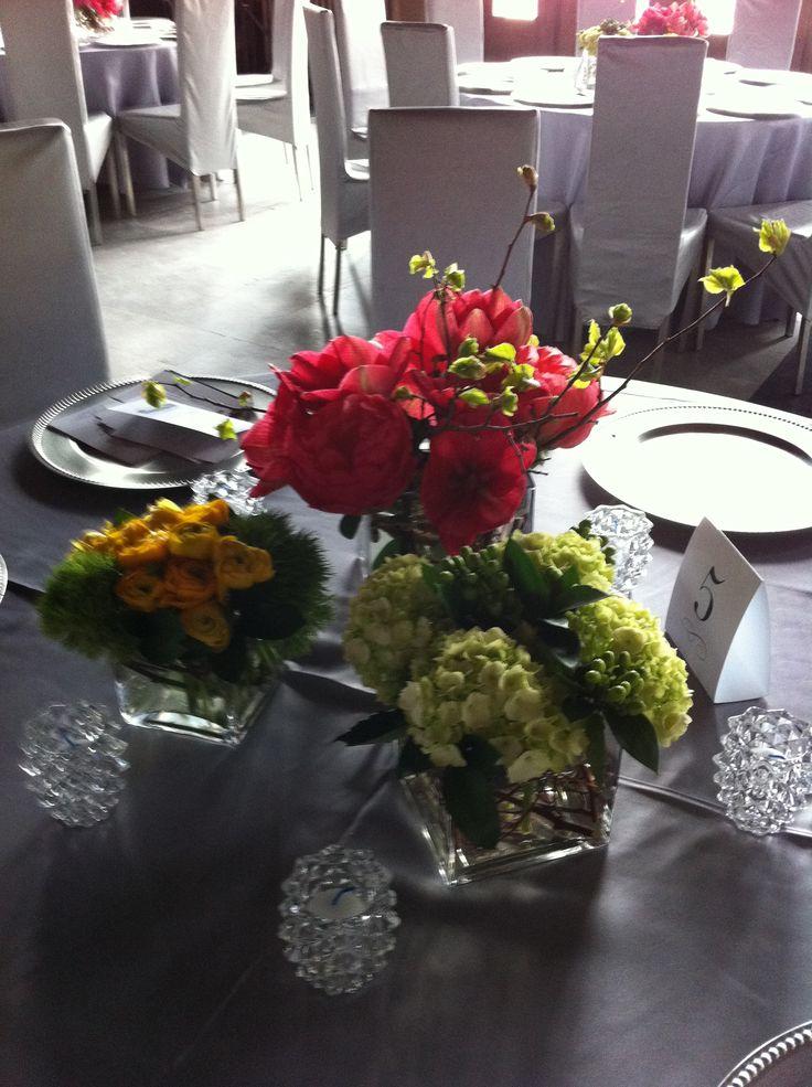 Triptyque par fauchois fleurs centres de table pinterest - Pinterest centre de table ...
