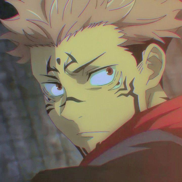 Sukuna Ryomen Jujutsu Profile Picture Jujitsu